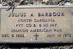 Julius Andrew Barbour
