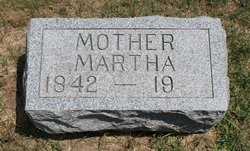 Martha <i>Parrish</i> Headlee