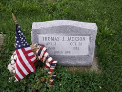 Thomas J. Tom Jackson