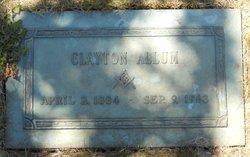 Clayton Allum