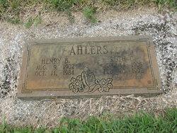 Henry Ahlers