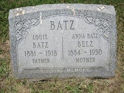 Anna <i>Batz</i> Belz