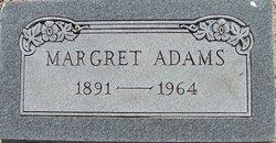 Margaret <i>Smith</i> Adams