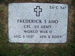 Frederick S Aho