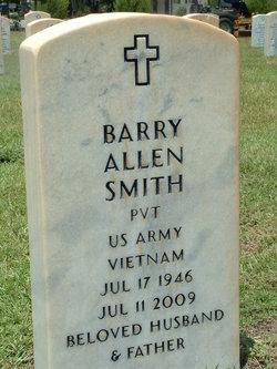 Barry Allen Smith