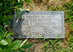 Elma Elizabeth <i>Lane</i> Anderson