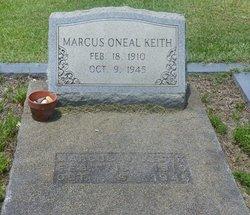 Marcus O'Neal Keith