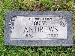 Addie Louise <i>Templeton</i> Andrews