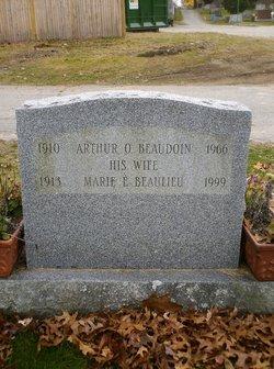 Marie E <i>Beaulieu</i> Beaudoin