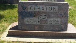 Anna <i>Straub</i> Claxton