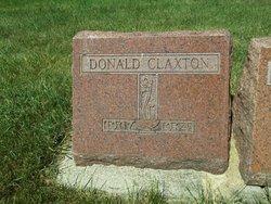 Donald Claxton