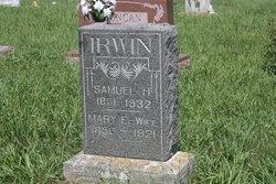 Mary E <i>Auxier</i> Irwin