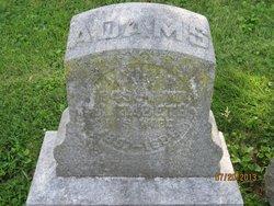 Elizabeth <i>Knott</i> Adams