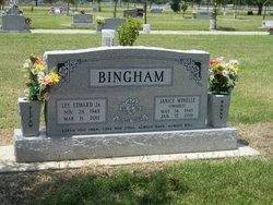 Janice Winelle <i>Ownbey</i> Bingham