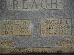 Maggie Imogene <i>McElroy</i> Reach