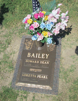 Howard Dean Bailey