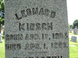 Leonard Kirsch