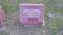 Mary <i>Beck</i> Craun