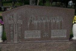 Walter Lee Alexander, Sr