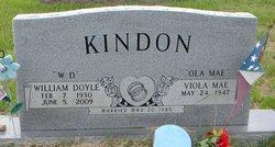 William Doyle Kindon