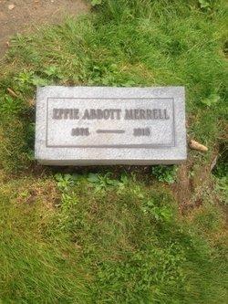 Effie A Merrell