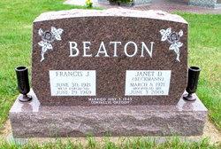 Janet Dorothy <i>Beckman</i> Beaton