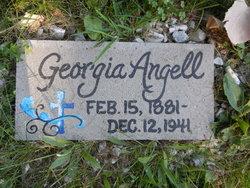 Georgia Ann <i>Sheppard</i> Angell
