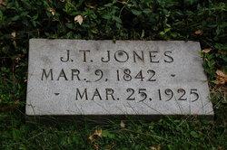 John T Jones