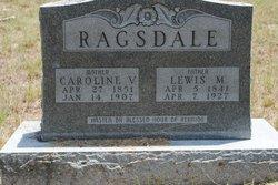 Caroline Virginia <i>Sweatman</i> Ragsdale