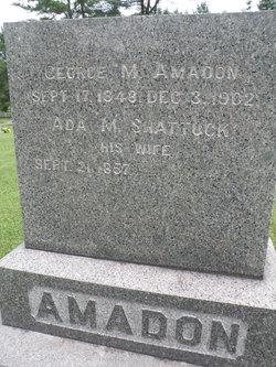 Ada May <i>Shattuck</i> Amadon