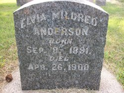 Elvia Mildred Anderson