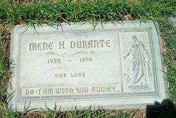 Irene H Durante