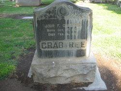 John Franklin Crabtree
