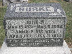 John Washington Burke