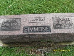 Willie W Simmons