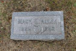 Mack L Allen