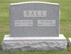 William Oscar Ball