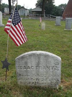 Isaac Frantz