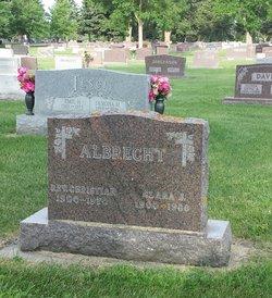 Clara Julianna Margaret <i>Mundinger</i> Albrecht