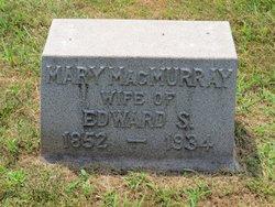 Mary Elizabeth <i>MacMurray</i> Alpaugh