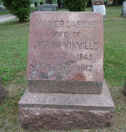 Marie <i>Lafone</i> Kinville