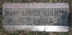 Mary Louise Golden