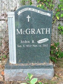 John R McGrath