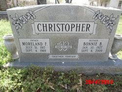Bonnie Bee <i>Stearns</i> Christopher