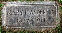 Mary Louisa <i>Fischgens</i> Anderson