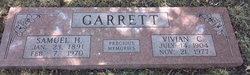 Vivian <i>Carroll</i> Garrett