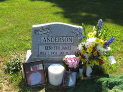 Kenneth James Ken Anderson