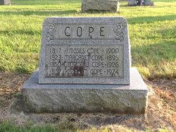 Margaret W. <i>Skiles</i> Cope