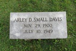 Arley Dee <i>Small</i> Davis
