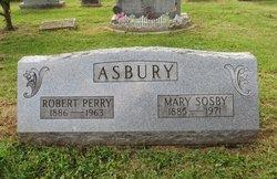 Mary Estelle <i>Sosby</i> Asbury